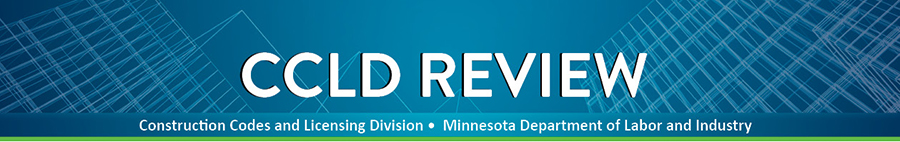 CCLD Review masthead