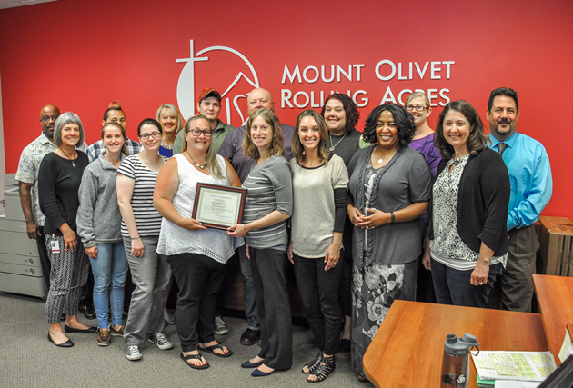 Mount Olivet Rolling Acres group