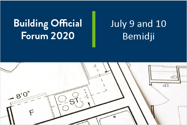 Building Official Forum 2020