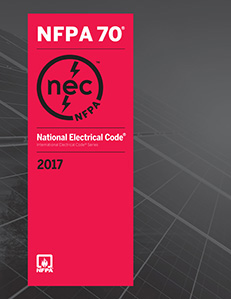 2017 National Electrical Code