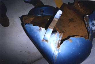 Poorly Built Air Tank Explodes Minnesota Department Of