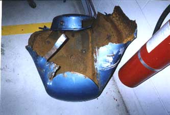 Poorly Built Air Tank Explodes Minnesota Department Of